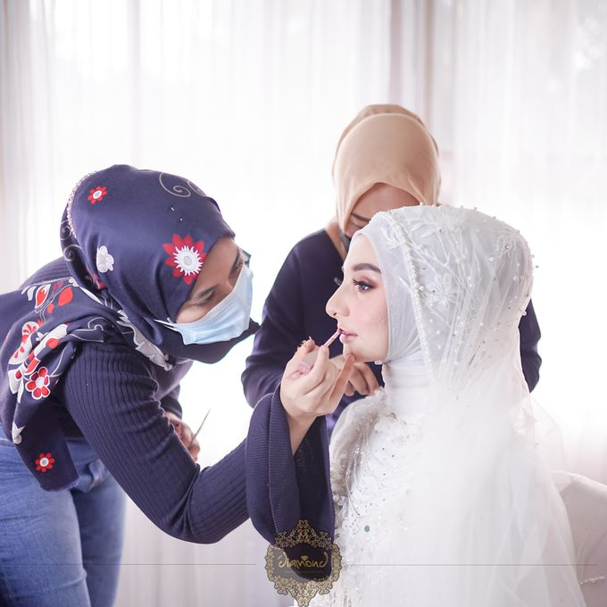 The Wedding of Salsabilla & Hisyam by Diamond Weddings - 017