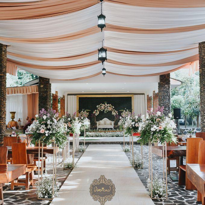 The Wedding of Vito & Taris by Diamond Weddings - 015