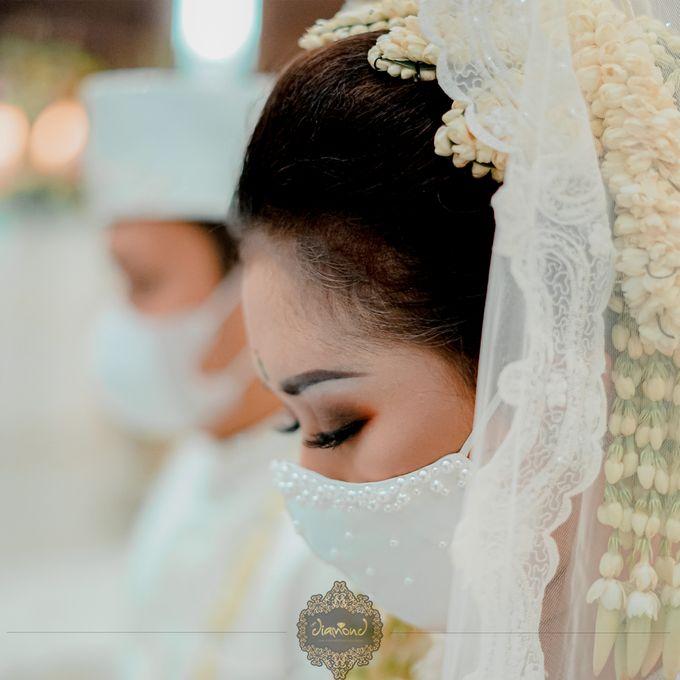 The Wedding of Reza & Milani by Diamond Weddings - 028
