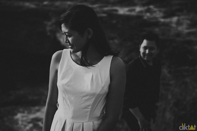 Engagement // prewedding Hendra & Dimitry by diktatphotography - 013