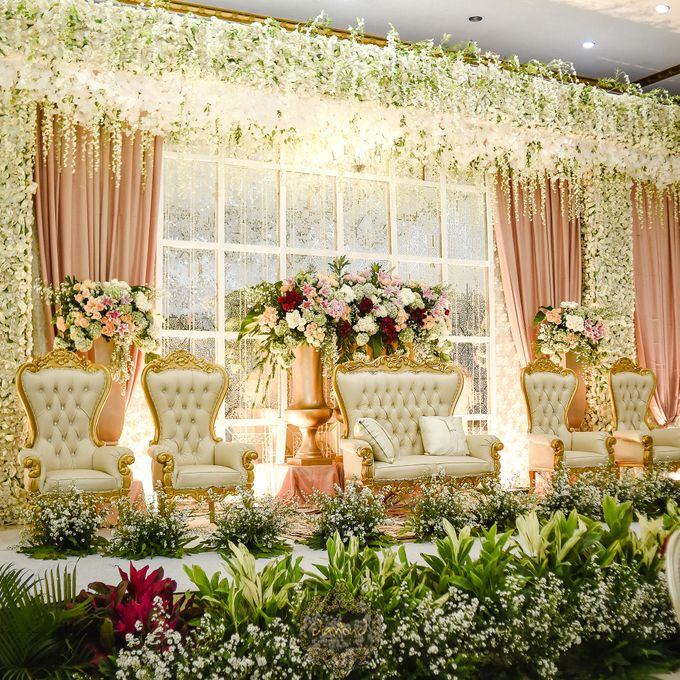 The Wedding of Salsabilla & Hisyam by Diamond Weddings - 019
