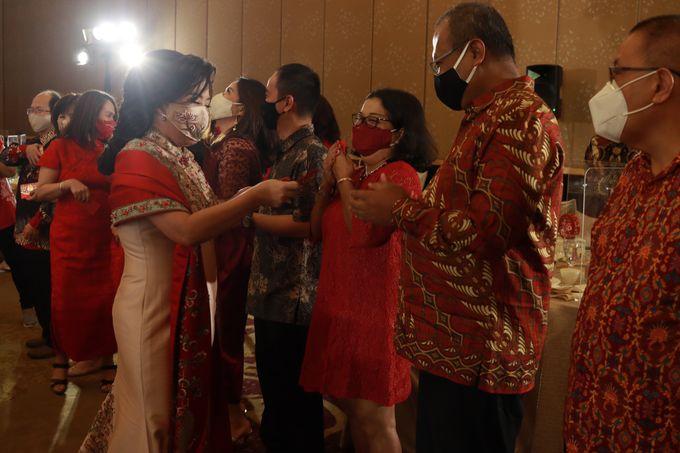 Entertainment Sangjit Hotel Mulia Jakarta by Double V Entertainment by Albert Yanuar - 039