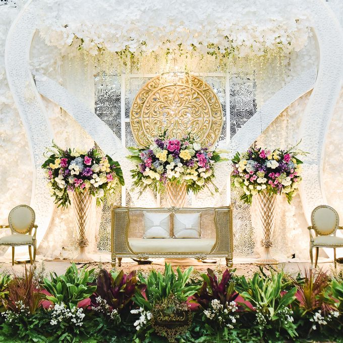 The Wedding of Reza & Milani by Diamond Weddings - 031