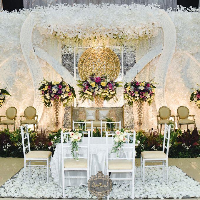 The Wedding of Reza & Milani by Diamond Weddings - 032