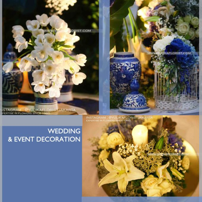 BLUE-WHITE-CHINOISERIE by Yulika Florist & Decor - 005