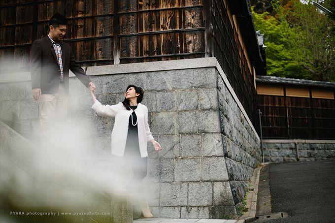Selwyn Vitri | Japan Engagement Session by Carol by PYARA - 003