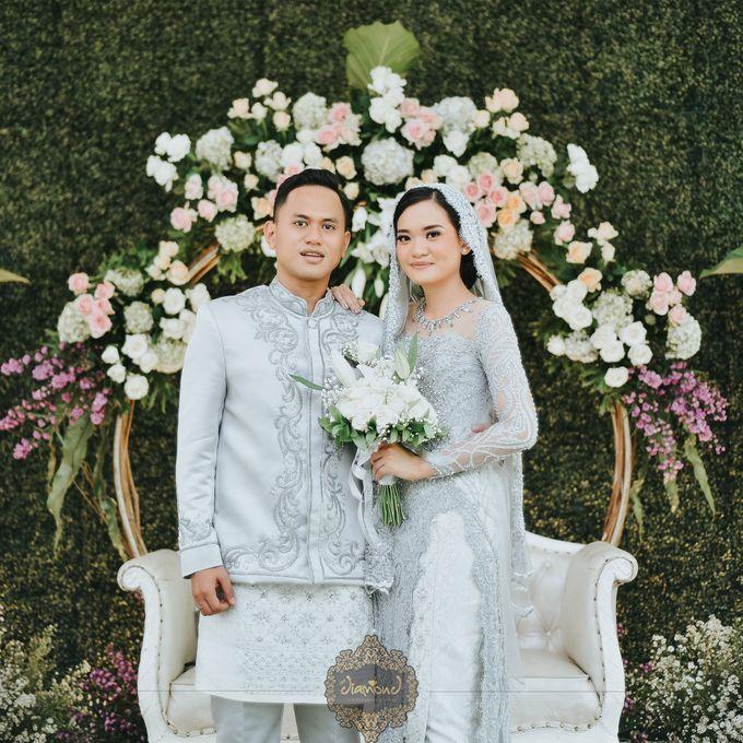 The Wedding of Vito & Taris by Diamond Weddings - 006