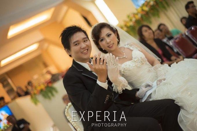 Benny & Sylvia Wedding by Experia Photography - 011