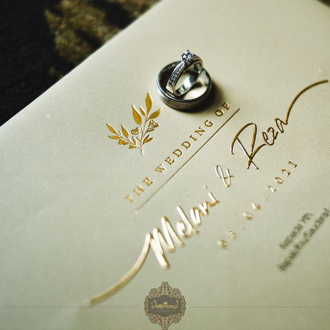 The Wedding of Reza & Milani by Diamond Weddings - 003