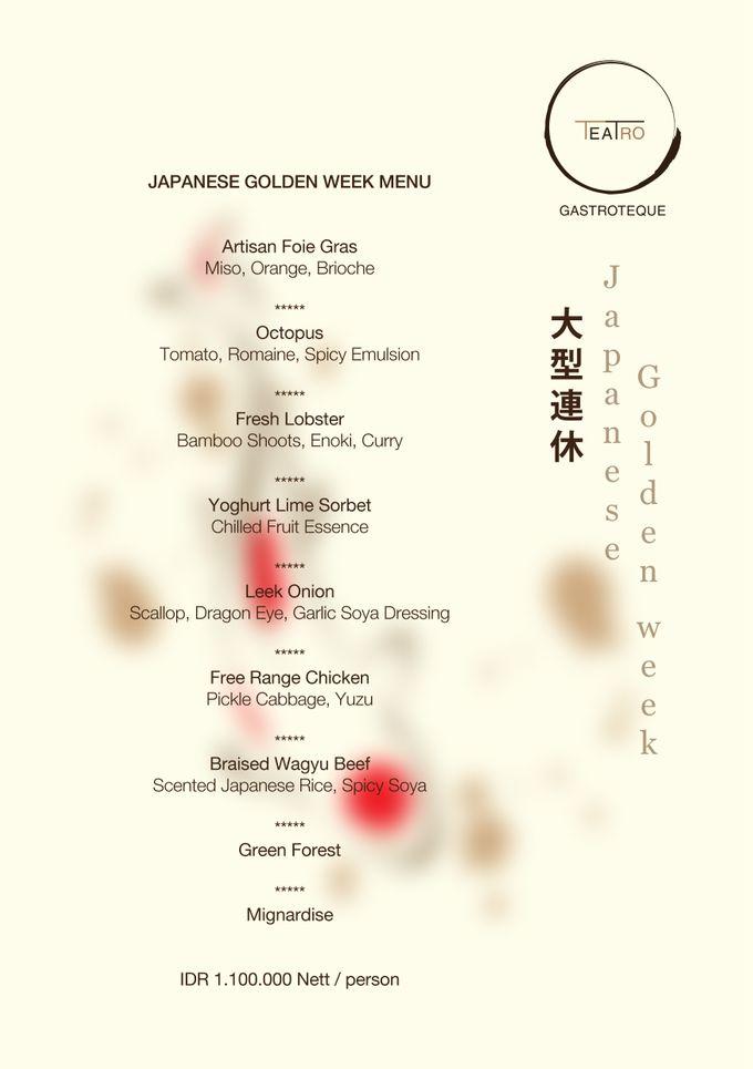 Japanese Golden Week 2015 by Teatro Bali - 001