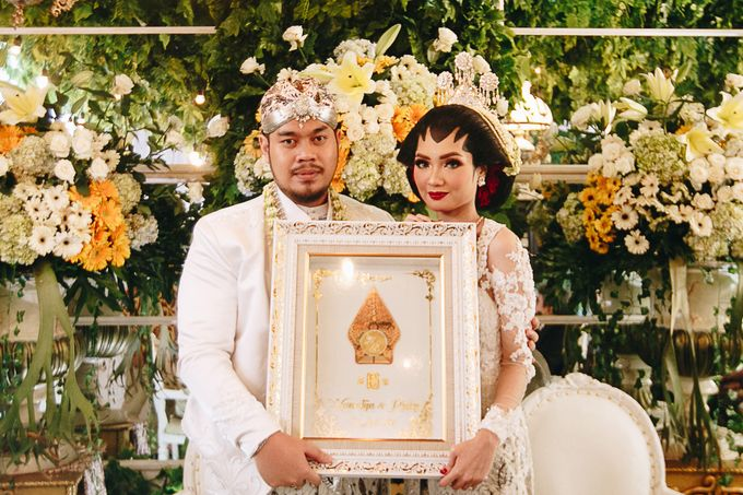 Javanese Wedding Jogja Culture by HR Team Wedding Group - 002