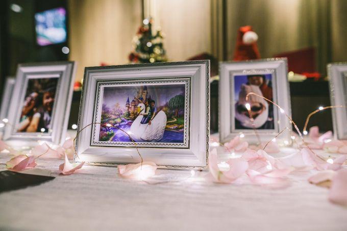 Wedding of Huang & Imelda by Rosette Designs & Co - 020
