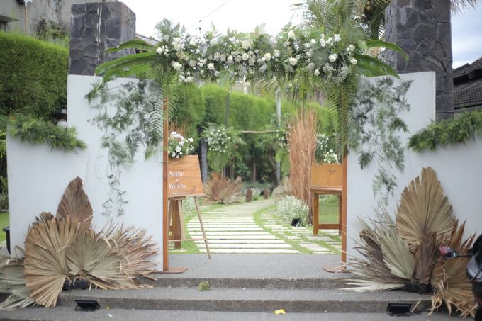 The Wedding Of Achie & Kevin by Uncle D Dekor - 010
