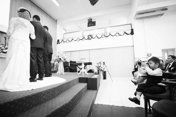 NITA + NAEL Wedding by Sianny Widyasari - 018