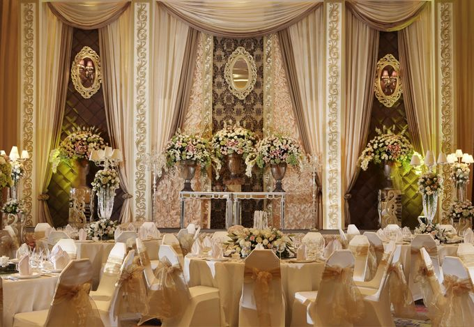 Opening About Angsana Grand Ballroom by Holiday Inn Jakarta Kemayoran - 007