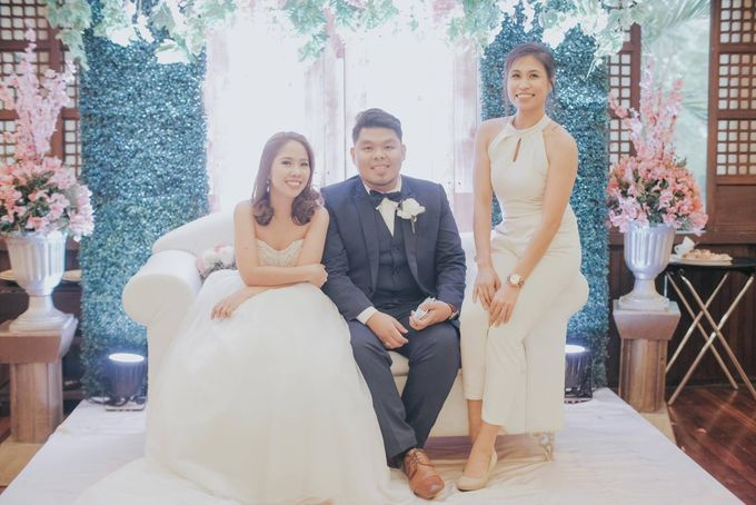 Russell and Kristel Wedding by 8willhappen Events Management - 003