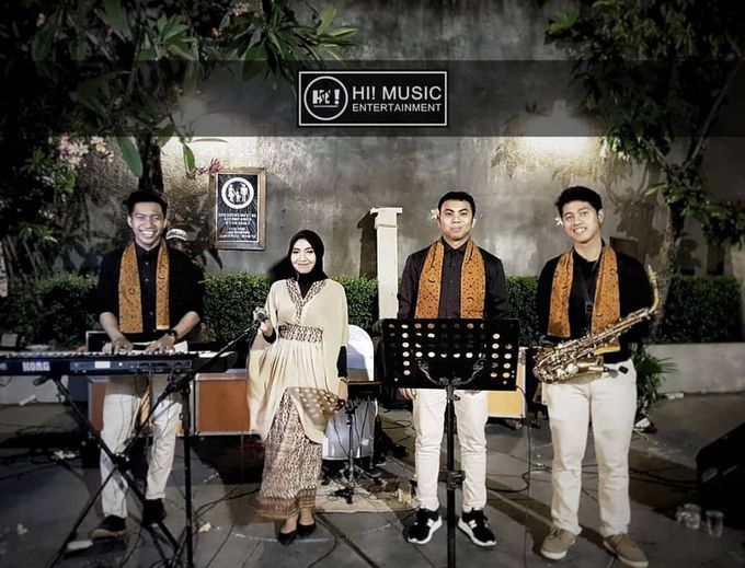Wedding Reception Events (The Band) by Hi! Music Entertainment - 007