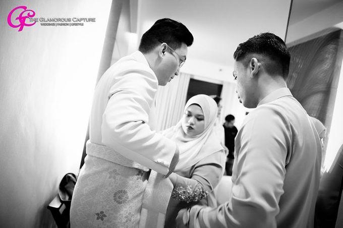 Wedding Reception of Rina & Faizal by The Glamorous Capture - 002