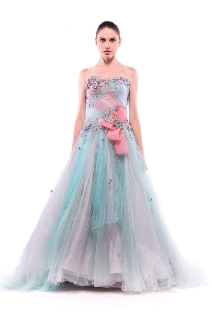 Dress For Rent by elvira brides - 011