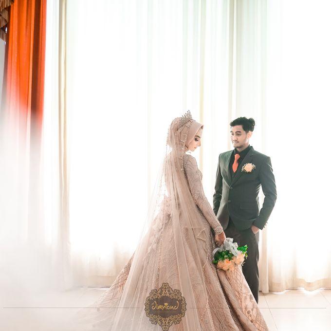 The Wedding of Salsabilla & Hisyam by Diamond Weddings - 009