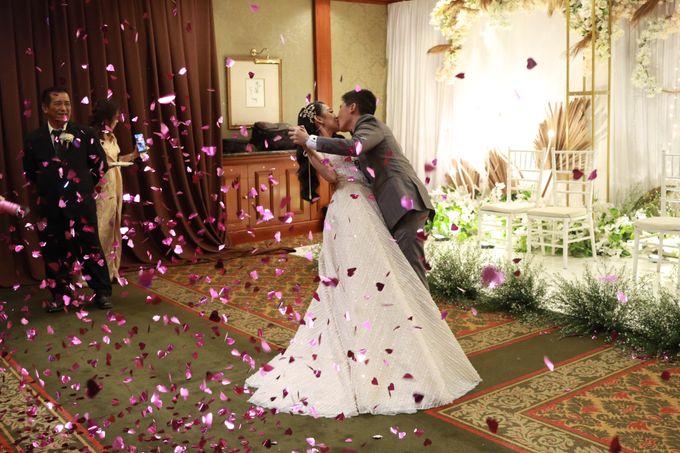 MC Intimate Wedding At Mercantile Jakarta - Anthony Stevven by Anthony Stevven - 007