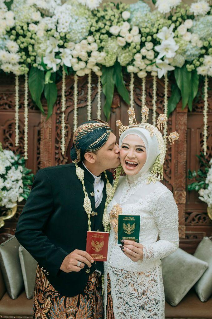Micro Wedding Okta & Kresna by Kisah Kita Wedding Planner & Organizer - 007