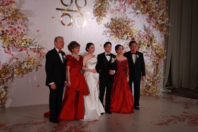 MC Teapai and New Normal Intimate Wedding Fairmont Hotel Jakarta - Anthony Stevven by Anthony Stevven - 015
