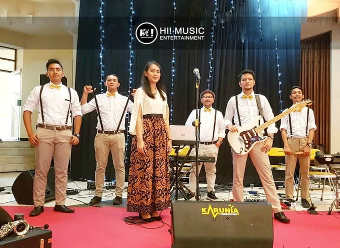 Wedding Reception Events (The Band) by Hi! Music Entertainment - 049