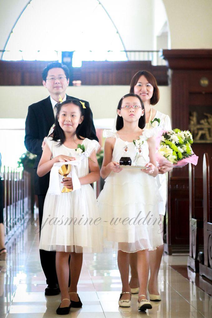 Wedding Blessing Ceremony Part III by Jasmine Wedding Bali - 001