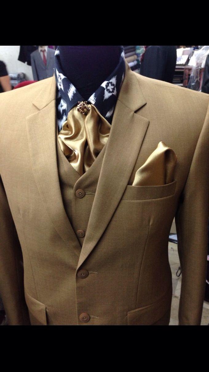 Formal Suits By Cahaya Putratex Bowtie Dasi Kupu Polos Motif Wedding Best Man Polka Black Bow Tie Add To Board 010