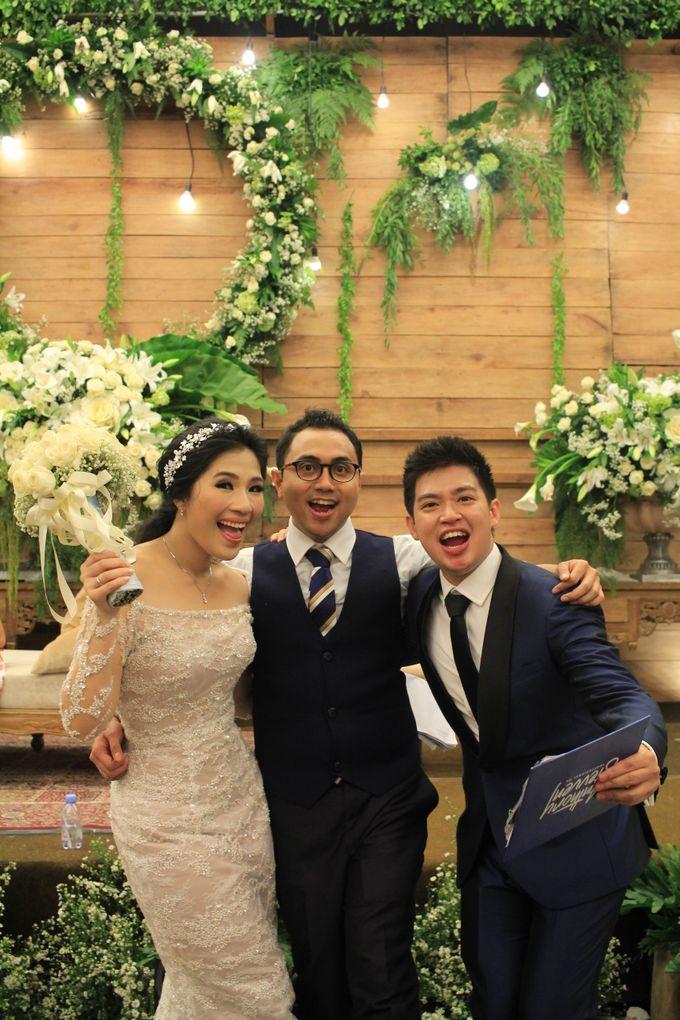 MC Wedding Financial Club Jakarta - Anthony Stevven by Financial Club Jakarta - 010