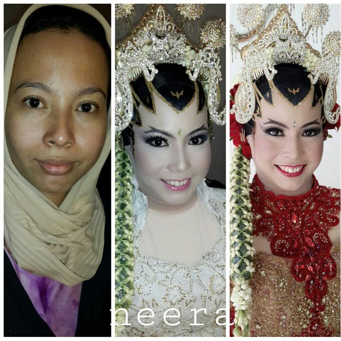 Makeup Portfolio by Neera Muslimah Make Up - 010
