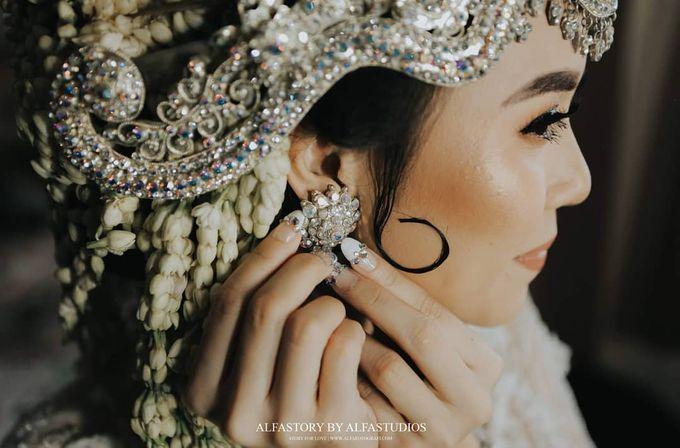 The Wedding Of Tantri & Agung by Alfa.co - 012