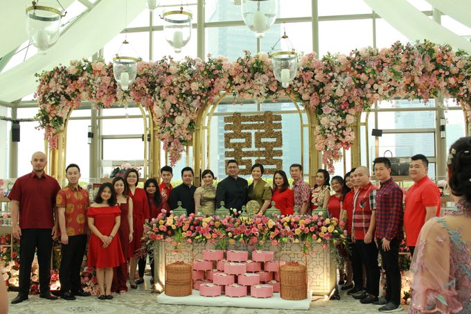MC Sangjit & MC EngagementnThe Glass Terrace Grand Hyatt Jakarta  By Double V Entertainment by Anthony Stevven - 020