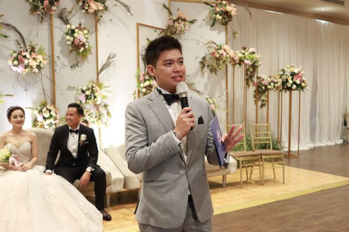MC Intimate Wedding Glass House Ritz Carlton Pacific Place  - Anthony Stevven by Anthony Stevven - 004