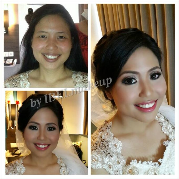 Bride Make Up by IBELmakeuppro - 007