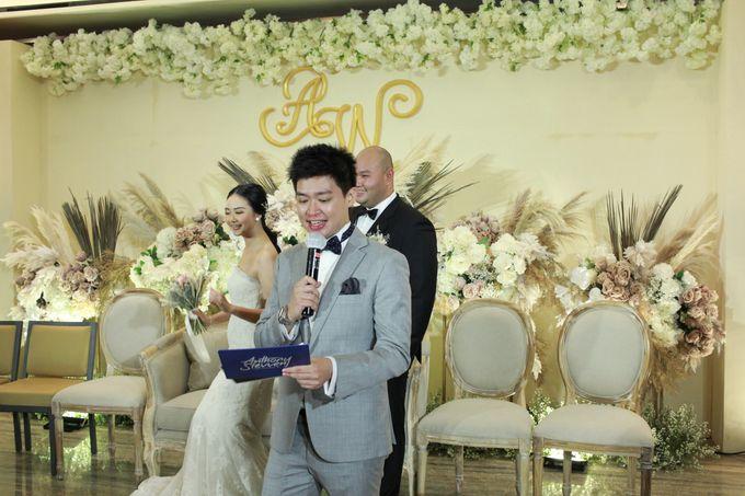 MC Wedding Intimate OnFive Grand Hyatt Jakarta - Anthony Stevven by Anthony Stevven - 020