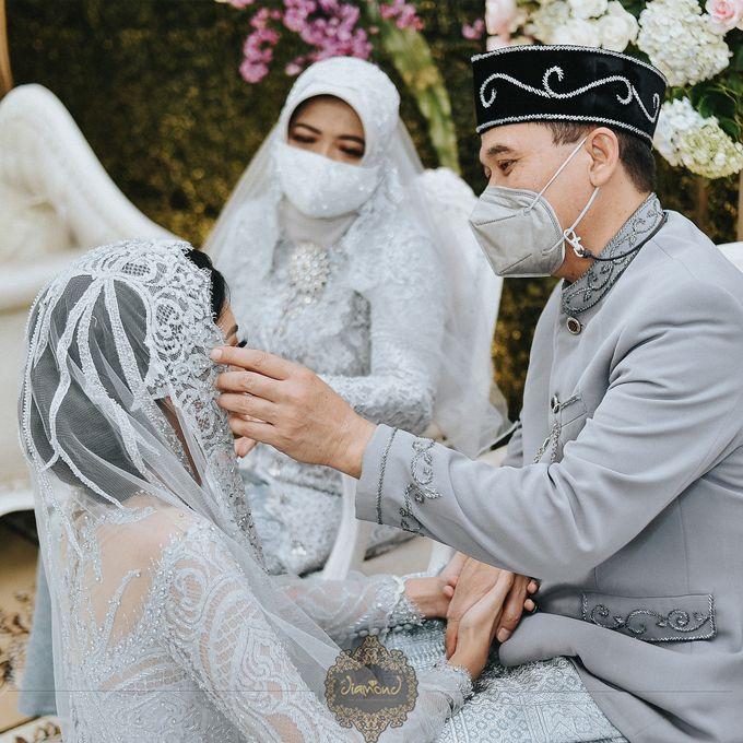 The Wedding of Vito & Taris by Diamond Weddings - 008