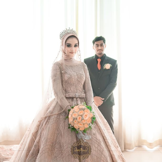 The Wedding of Salsabilla & Hisyam by Diamond Weddings - 010