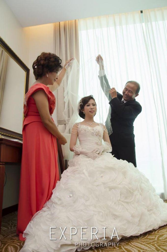 Benny & Sylvia Wedding by Experia Photography - 002