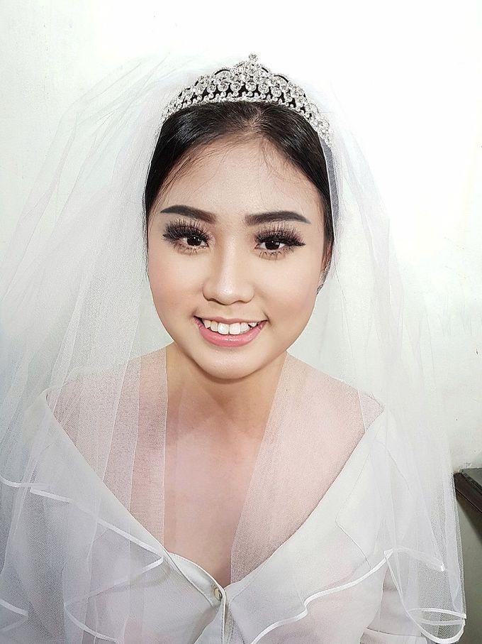 Wedding Makeup by Juny Veniera Makeup Artist - 001
