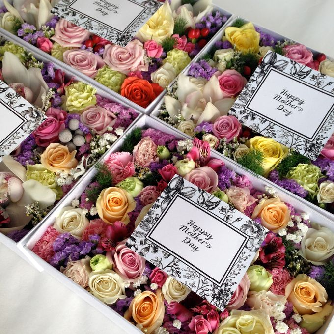 Flower Gift Box Collection 2014/2015 by Jasmine Florist - 001