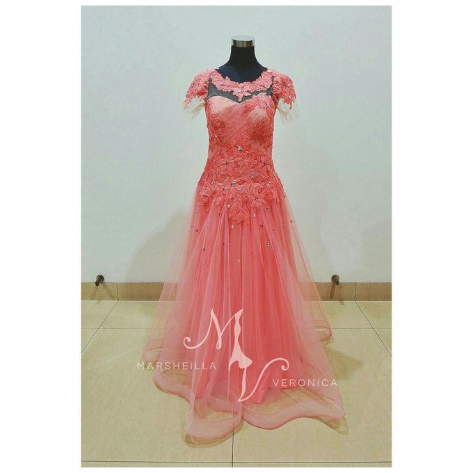 Custom made gown by MVbyMarsheillaVeronica - 001