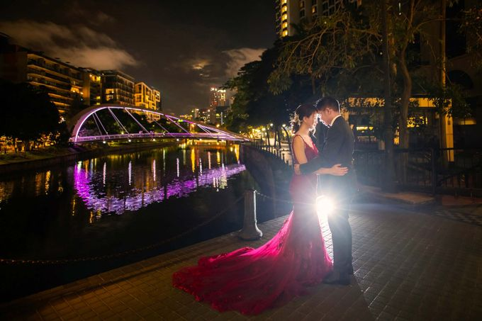 Grand Copthorne Waterfront Hotel Wedding by GrizzyPix Photography - 047