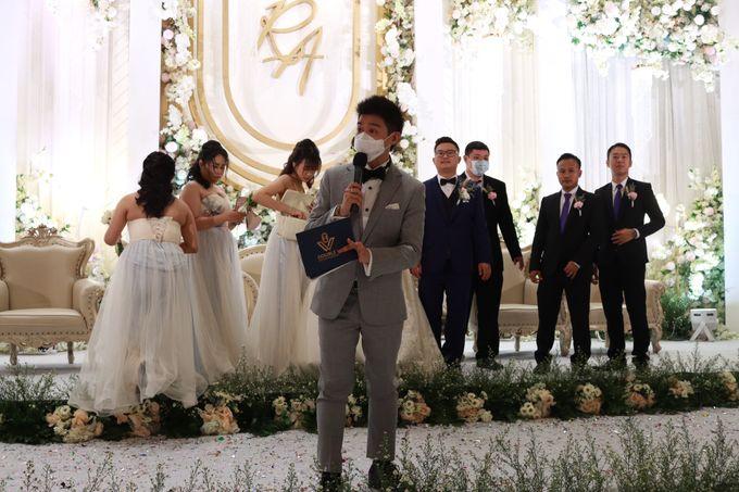 MC Wedding JW Marriot Jakarta - Anthony Stevven by JW Marriott Hotel Jakarta - 027