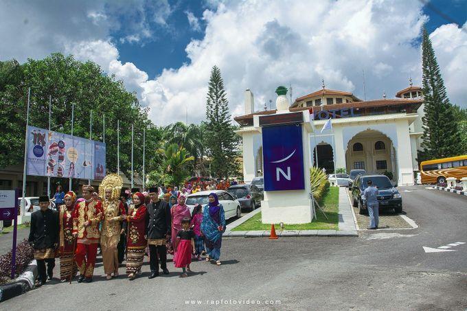 Niko + Lisa Kota Bukittinggi by RAP Wedding - 002