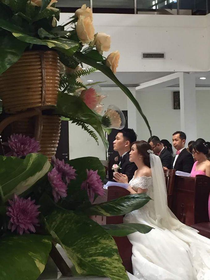 Wedding Day of Yoki & Junike by Edelweis Organizer - 010