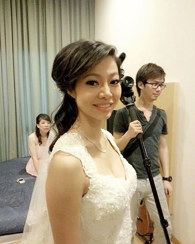 Bridal Makeup and Hairstyle by SueLim & artmakeup - 037