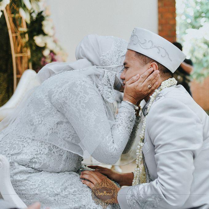 The Wedding of Vito & Taris by Diamond Weddings - 009
