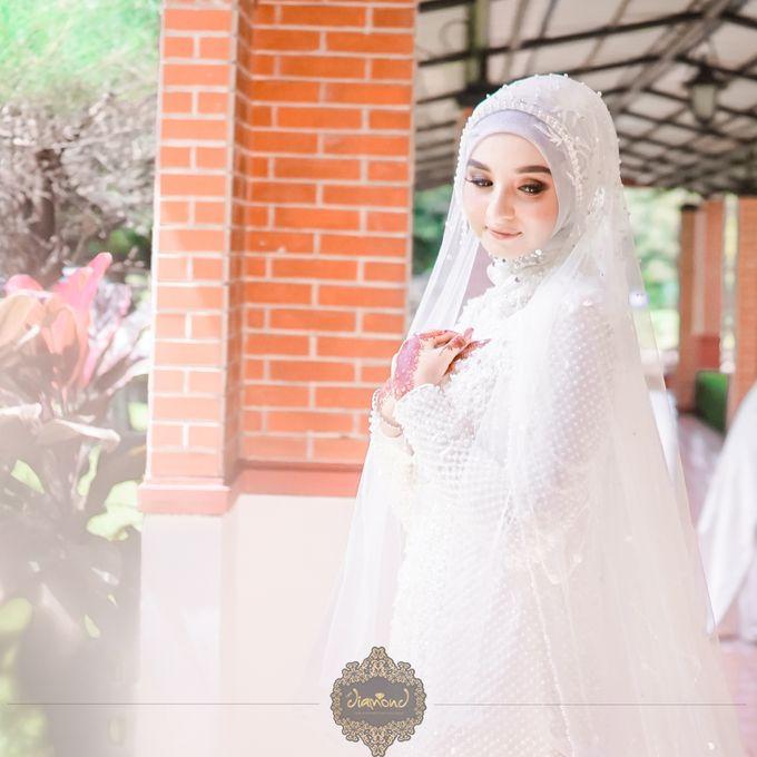 The Wedding of Salsabilla & Hisyam by Diamond Weddings - 011